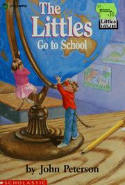 Cover of: The Littles go to school