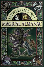Cover of: Llewellyn's 1999 magical almanac