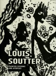 Cover of: Louis Soutter