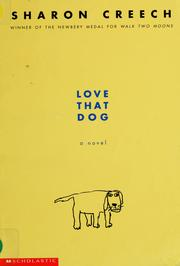Cover of: Love that dog