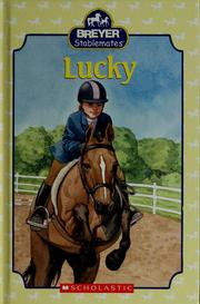Cover of: Lucky