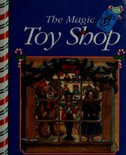 Cover of: The magic toy shop