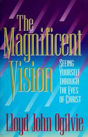 Cover of: The magnificent vision: seeing yourself through the eyes of Christ