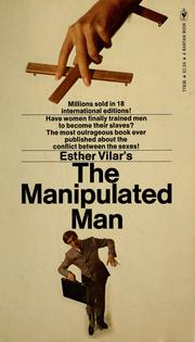 Cover of: The manipulated man