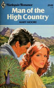 Cover of: Man of the high country