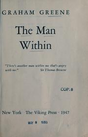 Cover of: The man within