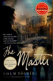 Cover of: The master: a novel