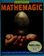 Cover of: Mathemagic: classic