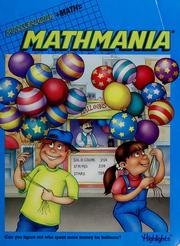 Cover of: Mathmania