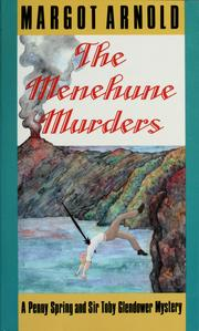 Cover of: The menehune murders: a Penny Spring and Sir Toby Glendower mystery