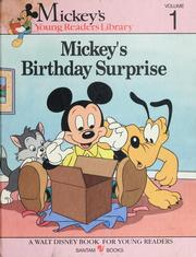 Cover of: Mickey's birthday surprise
