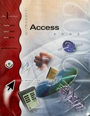 Cover of: Microsoft Access 2002: introductory