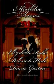 Cover of: Mistletoe kisses