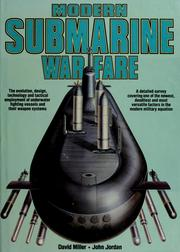 Cover of: Modern submarine warfare
