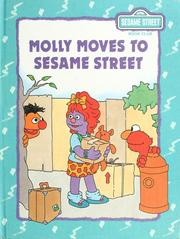 Cover of: Molly moves to Sesame Street