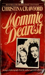 Cover of: Mommie dearest