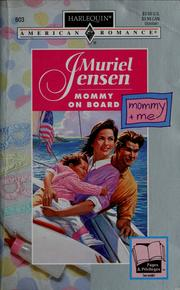 Cover of: Mommy on board