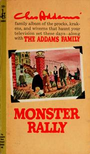 Cover of: Monster rally