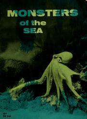 Cover of: Monsters of the sea