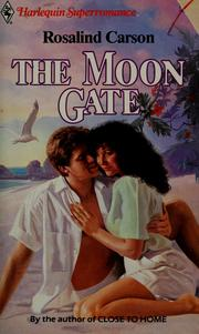 Cover of: The moon gate