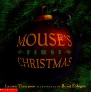 Cover of: Mouse's first Christmas