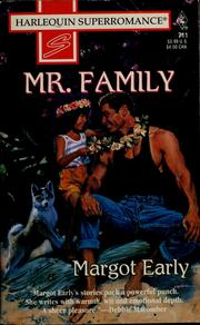 Cover of: Mr. Family