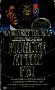 Cover of: Murder at the FBI