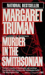 Cover of: Murder in the Smithsonian