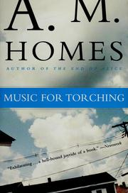 Cover of: Music for torching
