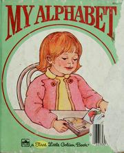 Cover of: My alphabet
