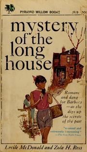 Cover of: Mystery of the long house
