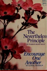 Cover of: The Nevertheless principle