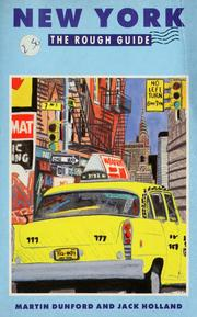 Cover of: New York: the Rough guide