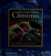 Cover of: The night before Christmas : a pop-up book