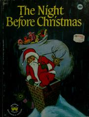 Cover of: The night before Christmas.