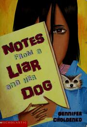 Cover of: Notes from a liar and her dog