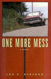 Cover of: One more mess
