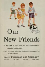 Cover of: Our new friends