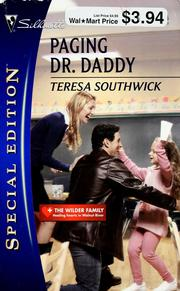 Cover of: Paging Dr. Daddy