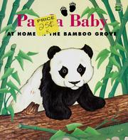 Cover of: Panda baby: at home in the bamboo grove