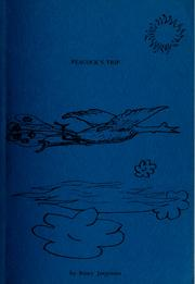 Cover of: Peacock's trip