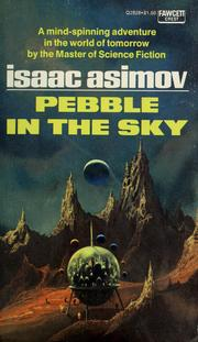Cover of: Pebble in the Sky