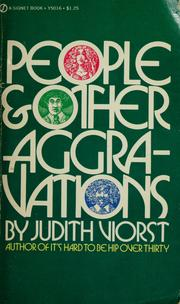 Cover of: People & other aggravations