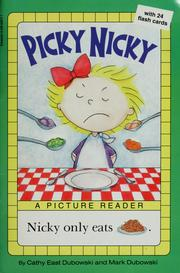 Cover of: Picky Nicky