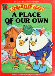 Cover of: A place of our own