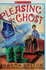 Cover of: Pleasing the ghost