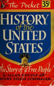 Cover of: The pocket history of the United States