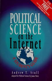 Cover of: Political science on the internet: a student's guide