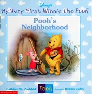 Cover of: Pooh's neighborhood