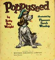 Cover of: Poppyseed
